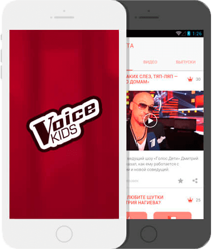 The Voice Kids Russia