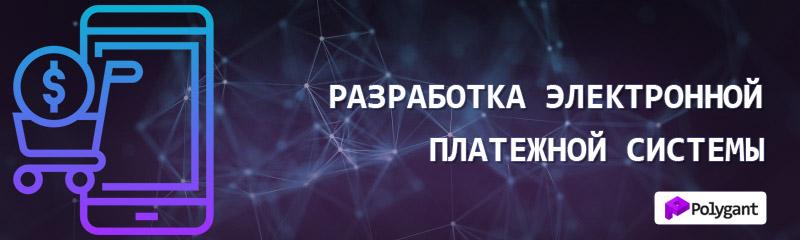 Разработка электронной платежной системы