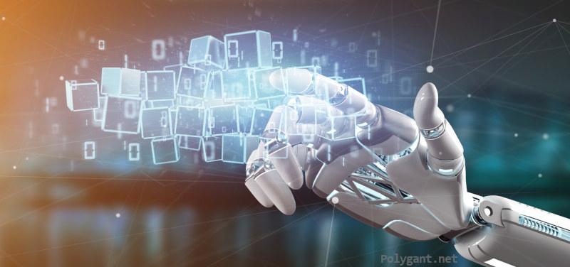 объединение искусственного интеллекта и блокчейна
