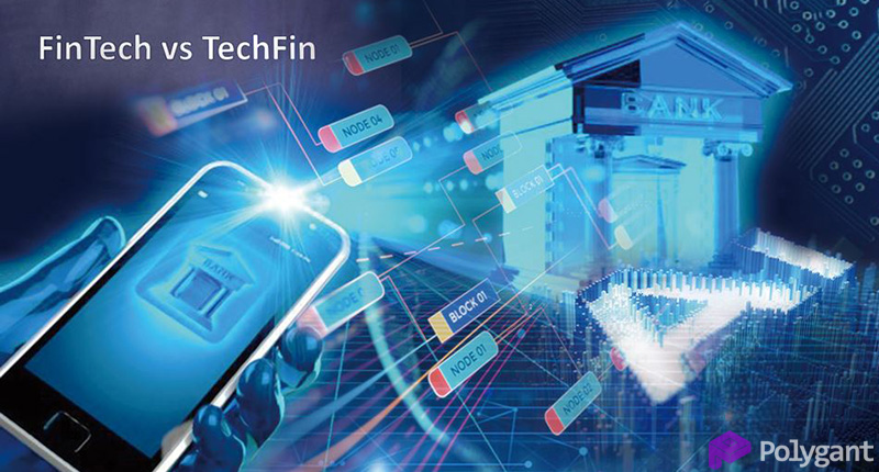 Difference between fintech and techfin