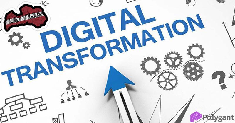 Цифровая трансформация Латвии