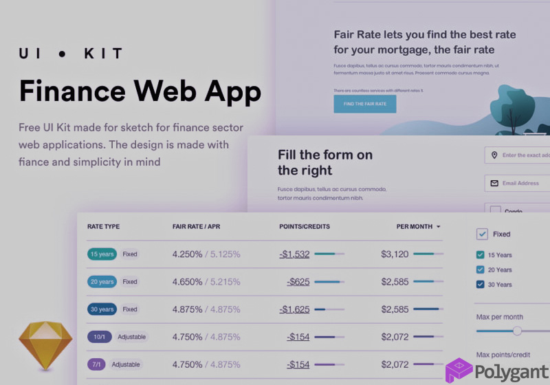 Интерфейс веб-приложения