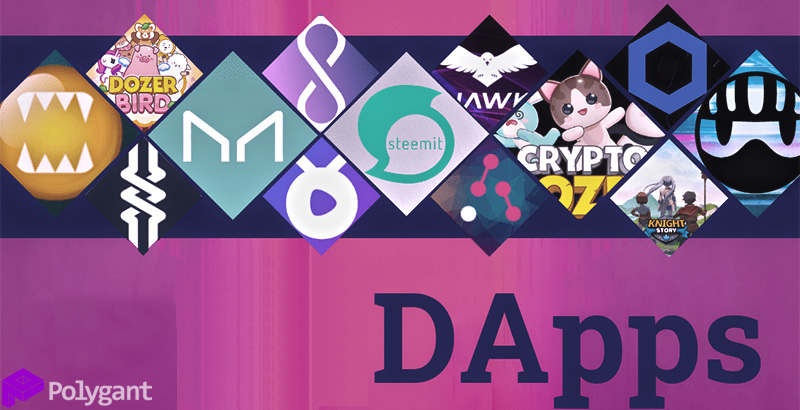 Examples of decentralized applications