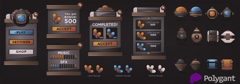 Концепция мобильных игр