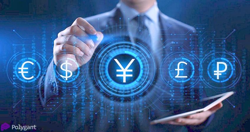 Blockchain projects in finance