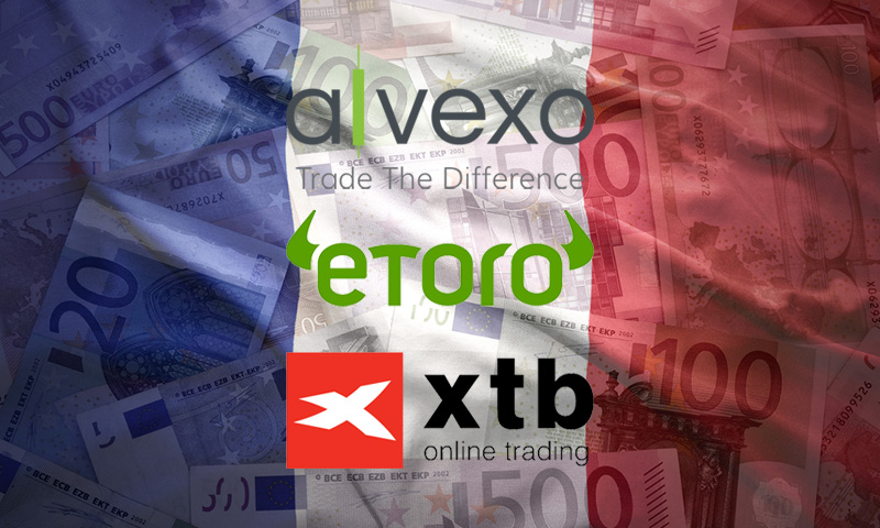 The best forex brokers in France