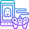 Mobile game development for iOS and Android