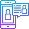 Development of secure messaging apps
