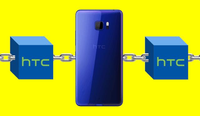 блокчейн-смартфон HTC Exodus