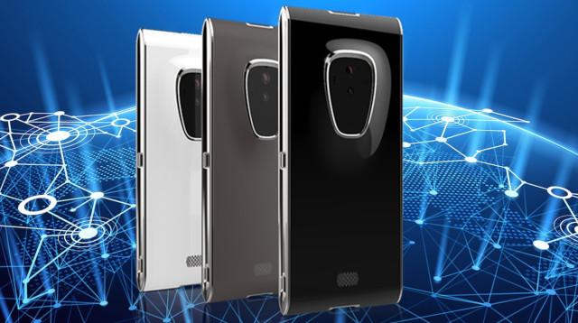 крипто-смартфон Sirin Labs Finney