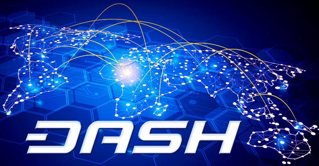 масштабирование блокчейна Dash