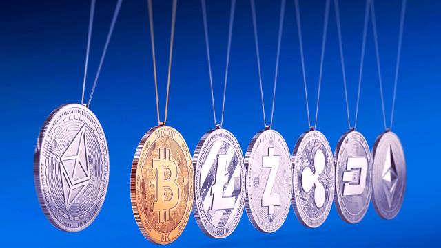 конкуренция между криптовалютами