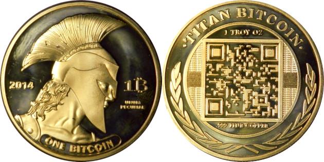 криптомонета Titan Bitcoin