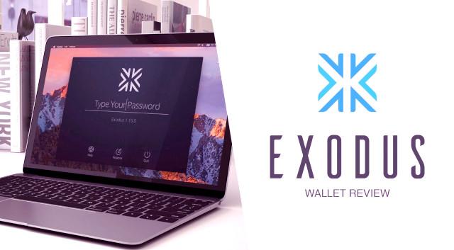 мультивалютный кошелек Exodus