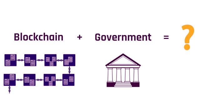 использование блокчейна государством