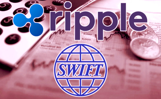 Ripple и SWIFT