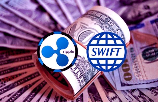 Ripple заменит SWIFT