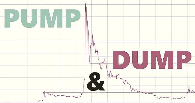 pumps and dumps