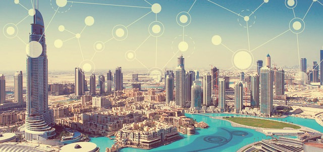 blockchain in UAE
