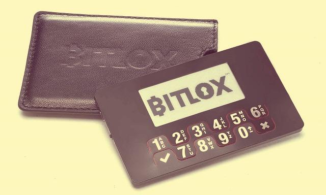 аппаратный кошелек Bitlox