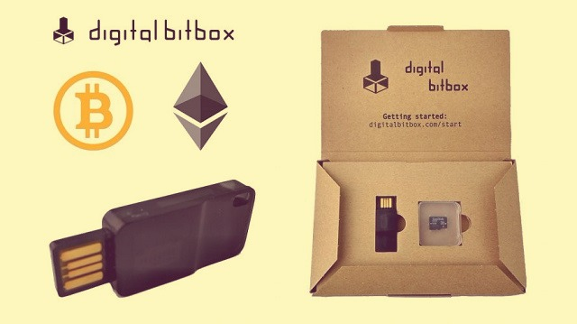 аппаратный кошелек Digital Bitbox