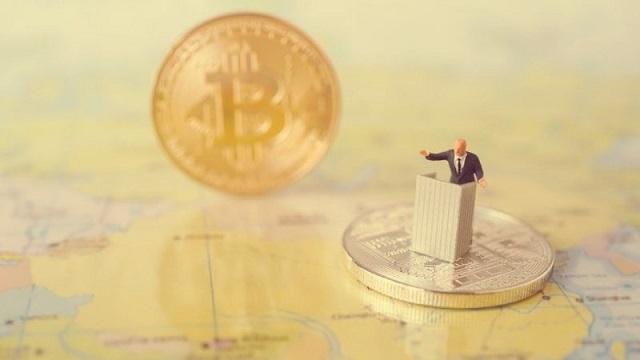 государства и криптовалюты