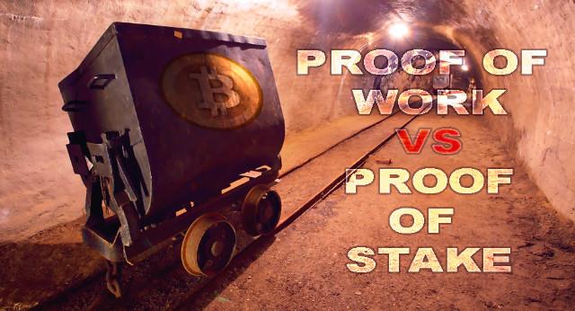 от Proof-of-Work к Proof-of-Stake