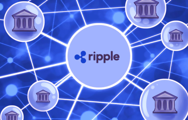 Cryptocurrency Ripple with a high transaction rate