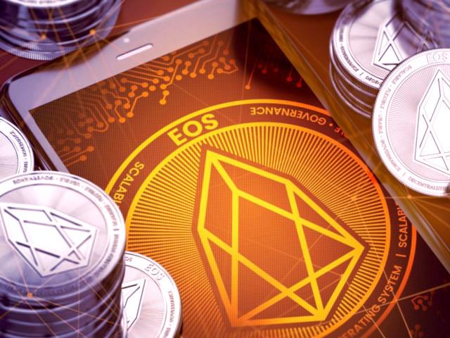 EOS tokens