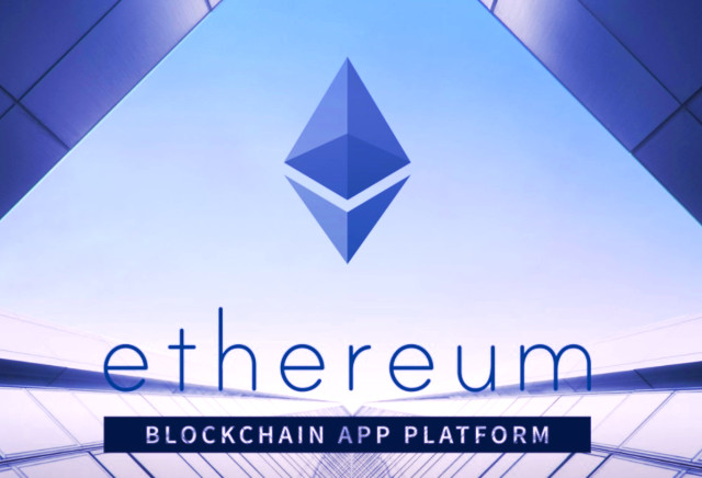 development on the Ethereum blockchain