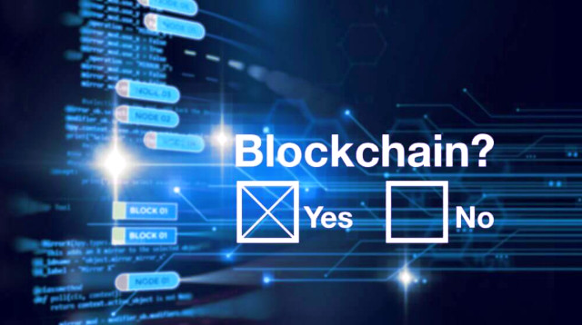 принятие блокчейна